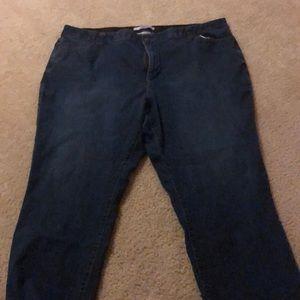 Catherine's Secret slimmer synergy petite jeans